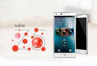 ZTE Nubia Z5 5.0 Inches Single SIM Card 3 Mode GSM/CDMA/WCDMA 2G/32G 1920*1080P Quad Core Bar Mobile Phone Mini Z5 Smartphone