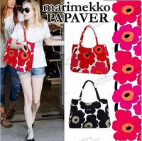 2012marimekko print fashion handbag shoulder bag OL outfit female bags