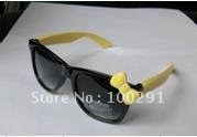 free shippping   & New arrival  frame with lens  Fashion Eyewear cute ladie's glasses mix color AG012