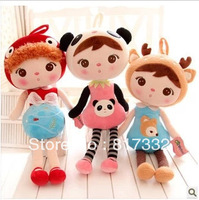 Wholesale latest fashion 40cm `~ cute rabbit doll microphone, plush doll, Christmas gift, birthday gift, free shipping!