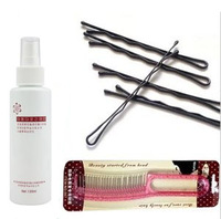 Wig wig steel comb care solution hair pin piece set
