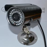 HD 750TVL  IR 30m outdoor bullet waterproof CCTV camera with Bracket . Free Shipping