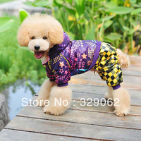 pet coat taddy dog winter clothes down jacket eiderdown outerwear