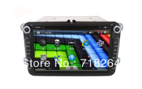 """8""""2 din Car PC/Car DVD player for Volkswagen Series;Volkswagen dvd gps;Volkswagen car pc;Opt.: CANBUS,3G/WIFI adapter"""