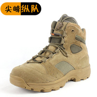 Free shipping!!! men's winter Outdoor thicken Black hawk low boots tactical desert boots combat boots /39-44