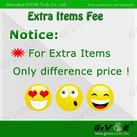 Small Order Fee Only Shipping Fee, Extra Items Fee Or Different Price For Customer