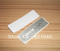 Wholesale -100 pcs/lot Rfid Library Labels/sticker/tag 13.56MHZ ISO14443A -  56*17 MM