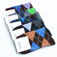 2014 new arrival fashion America/Europe high quality fine fabric anyle pattern healthy comfortable business men's socks