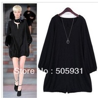 Free Shipping Hot Selling Europe And America Stars' Style Women's Jumpsuit Skirt