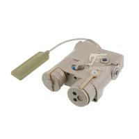 Element AN/PEQ-16A Mini Integrated Pointer Illumination Module (Tan)