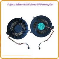 Laptop Fan For Fujitsu LifeBook AH530 Series Laptop CPU Cooling Fan Notebook cooler fan