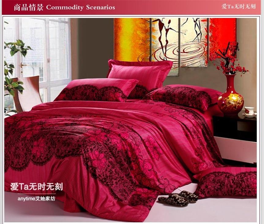 buy wedding bedding lase beautiful