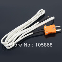 1PCS K Type Thermocouple Probe Sensor For Digital Thermometer 1M T0241