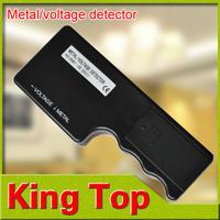 2in1/Mini Professional Dual-use Electronic Metal & Voltage Detector Metal+Voltage Detector Electronic Metal Detector