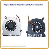 Laptop Fan For Fujitsu Siemens Amilo M7440G M7440 Laptop CPU Cooling Fan Notebook cooler fan