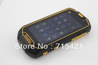 "Original Runbo X5 New IP67 Dustproof WCDMA Rugged Smartphone with 4.5"" IPS Display Android 4.0 8MP Camera PTT GPS WiFi G-Sensor"