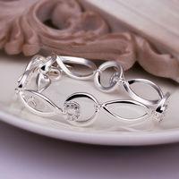 Free Shipping Wholesale Fashion Jewelry Bracelets ,925 Sterling silver Bracelets & bangle . 925 sterling silver jewelry H325