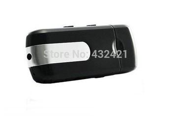 2014 new mini camcorders Mini U8 DV USB DISK DVR Camera  hidden camera Motion Detection Cam HD U disk Camcorder mini dv