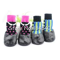 Pet big dog cotton Outdoor shoes soft socks, Golden Retriever / Labrador / Alaska / Satsuma dog socks free shiping