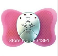 The Brand new Electornica Mini Losing weight slimming Butterfly Body muscle Massager Free shipping