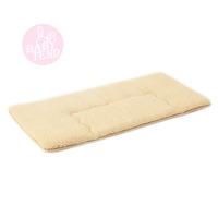 Sallei infant baby mattress autumn and winter thick berber fleece mattress soft fashion thickening thermal comfort