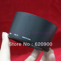 100% GUARANTEE 10X HB-57 HB57 Bayonet Lens Hood for Nikon AF-S DX FOR NIKKOR 55-300mm F4.5-5.6 G ED VR
