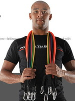 U.S. gofitnet brand pull rope elastic rope with genuine professional combination package instructions