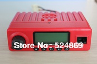 LEIXEN 245MHz Thailand two way radio red mobile transceiver walkie talkie FM radio Amateur ham radio Srambler CT PTTID