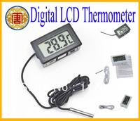 NEWNEST LCD Fridge Freezer Temperature Digital Thermometer, free shipping