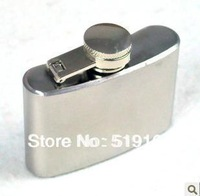 Free Shipping! Ourdoor Portable 2OZ Liquor Rectangle  Hip Flask Wine Pot Flagon