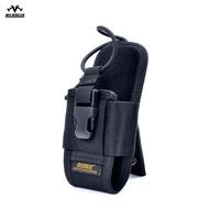 Maxgear big case mobile phone sets walkie talkie set hand-sets sheath multifunctional waist pack