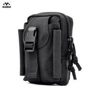Maxgear m1 waist pack module bag edc debris bag card machine bag mobile phone bag male