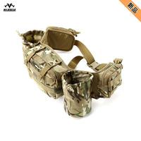 Maxgear 0456 light cavalry q5 outside multifunctional sport waist pack