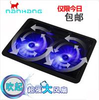 Radiator laptop cooling pad cooling base 14 15.6 computer rack plate mount fan ultra-thin