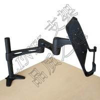 Desktop table folding notebook mount laptop cooling pad