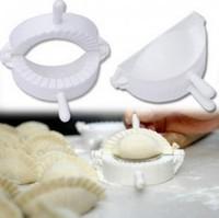 Home plastic Dough Press Dumpling Pie Ravioli Making Mold Mould Maker Tool Kitchen Tool 3pcs/lot  C270