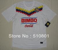 new quality 13-14 club america 3rd soccer uniform club america soccer jersey shirt with free shipping