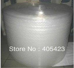 Free shipping!Bubble film/Bubble roll /Shockproof air foam roll/Foam packaging material/size:4C single 30CM*98m(China (Mainland))