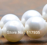 Min 12 USD,can mixed,Wholesale 10mm 6-12mm New HOT DIY accessories natural crystal white pearl beads jewelry making