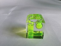 100pc The Green triple axis spirit Camera Level + Free Shipping