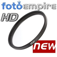 55mm Four 4 Point 4PT Star Filter for 55 mm Lens for Canon Nikon Sony Pentax Olympus DSLR Camera