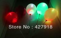 100pcs Christmas gift,led balloon, flashing balloon, lighting balloon with led light