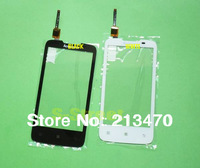 Original white/black For Lenovo A820 Digitizer Touch Screen glass  front panel lens +free tools