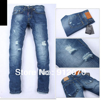 Hot sale ! Free Shipping Leisure&Casual pants 2013 New Arrival Newly Style famous brand Cotton Men's Jeans pants