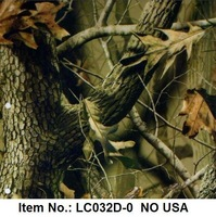 Item No. LC032D-0 Hydrographics Dipping Film of Camouflage Pattern