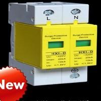 10-20KA  2P Surge protector/surge voltage protector/SPD(no remote signal)