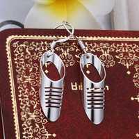 Hot Sell!Wholesale 925 silver earring,925 silver fashion jewelry Earrings,Cute Drp Earring SMTE333