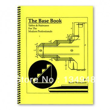 The Base Book (Tables and Staircases for the Modern Pro) by Rand Woodbury , PDF ebook,Stage magic , magic tricks Free shipping(China (Mainland))