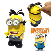 20CM Despicable Me Victory Winner Proud Kids Toys Gift coin piggy bank kitty saving money box / coin bank money bank / Coin Box