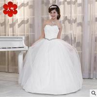 free shipping  hot sale wedding dresses 2013 new design